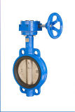 Cialda Butterfly Valve con Universal Flange 16kgs