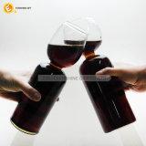 Glace libre de vin rouge de cuvette de vin de Crytal d'action bon marché des prix