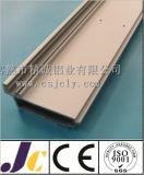Perfil de aluminio anodizado de la protuberancia (JC-P-80058)