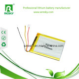 3.7V Batterij van het Polymeer van het 2450mAhLithium de Ionen voor Camera