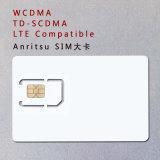 Tarjeta de Prueba Anritsu WCDMA 3G 4G TD-SCDMA Lte Tarjeta SIM