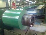 Farbe beschichteter Stahlring, Materialien