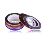 Different Color (D32)에 있는 예술 Nail Striping Tapes Decoration Products