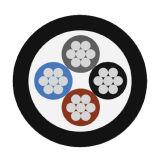 Cabo distribuidor de corrente 0 de Nayy-J, 6/1 de quilovolt, VDE aprovado