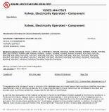 Solénoïde Valve (FDF-MG) pour R410A