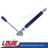 Lockable Gas Spring for Harvest Machine