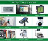 5 indicador barato do LCD da tela de toque da polegada TFT