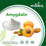 ビタミンB17/アミグダリン/Laetrileまたは杏子のシードのエキス98%、抗癌性のための99%