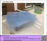915mm*1830mm ont gravé la feuille rigide rigide de PVC pour le cadre se pliant