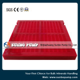Vibrating Screen Polyurethane Sieve Punt Sand Modular Screen Polyurethane
