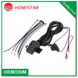 Caricatore doppio del USB del USB 5V 2.1A della motocicletta per il telefono mobile