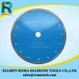Láminas de Turbo del diamante de Romatools en 250#