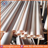 Industrielle hitzebeständige hohe Tonerde-keramisches Gefäß der großer Durchmesser-Reinheit-99%