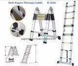 二重アルミニウム望遠鏡の梯子(EL-002A)