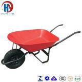 Pintar o Wheelbarrow vermelho