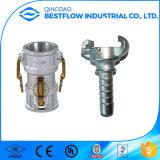 De Koppeling van Camlock van het aluminium/van het Roestvrij staal