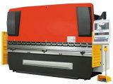 Máquina de dobra hidráulica da placa de aço do CNC de Wc67k com certificado do GV