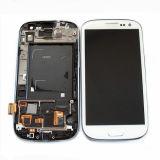 Lcd-Bildschirmanzeige-Touch Screen für Samsung-Galaxie S3 I9300