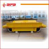 Kpj-LD-35ton Elektrische Vlakke Auto met de Spoel van de Kabel voor Zware Installatie