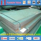 JIS 3125 SPA-H Corten laminado a alta temperatura que resiste à placa de aço