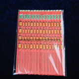 Popular Disposable Paper Cutlery Sleeve Wrap Bamboo Chopsticks