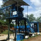 Mini Concrete het Mengen zich Installatie voor Zuid-Amerika (Hzs35)