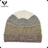 2016 venta caliente de moda unisex de la raya el modelo colorido 3PC de punto Conjunto de invierno