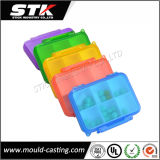 Chine Plastic Injection Molding Clear Plastic Medicine Box