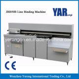 Grande ligne de la promotion Jbb50b machine à relier de livre avec la couverture manuelle