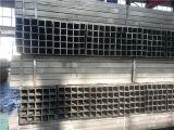 ASTM A500のオイルの表面が付いている標準黒い正方形鋼管