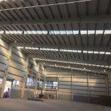 Hoher Standard-vorfabrizierte Stahlgebäude-Werkstatt