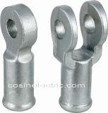 Polymer Insulator Fitting Clevis e Tongue ( aço forjado )