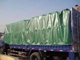 防水半キャンバスの貨物塀のトレーラーとのPVC輸送