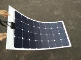 2016 panneau solaire flexible chaud de la vente 100W d'usine de la Chine directement avec la FCC RoHS de la CE