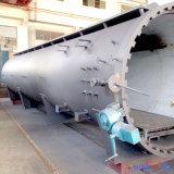 2800X8000mm ASME 승인되는 고무 Vulcanizating 오토클레이브 (SN-LHGR28)