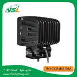 C.C. de la luz 12V 24V del trabajo de 90W LED para los carros