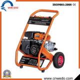 Haushalt Wdpw100 und industrieller 3.0HP Gaoline Motor-Hochdruckunterlegscheibe/Reinigungsmittel