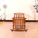 Het Bed van het Bamboe van het Bed van de Baby van het Bamboe van het Triplex van het Bamboe van Mutifunction voor Jong geitje/Kind
