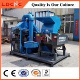 Resíduos / Usados ​​Copper Wire Cable Recycling Separator Line Plant