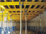 Supporting Slab Formwork를 위한 Steel Props를 가진 비계 Tripod