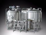 matériel micro de chauffage de brasserie de bière de voie personnalisé par 1000L à vendre