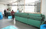 Cepillo plástico del filamento con la maneta Calabaza-Shaped