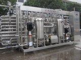 Sterilizer de Uht asséptico automático cheio do leite 6000L/H