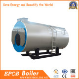 Tube d'incendie prix industriels de chaudière de la Chine de vapeur de 4 tonnes