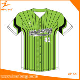 As camisas desproporcionados de Jersey do basebol do OEM de Healong vendem por atacado