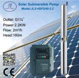 zentrifugale versenkbare angeschaltene Solarpumpe 4sp2