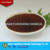 Red Brown Powder Dust Control Additive Sodium Lignosulfonate