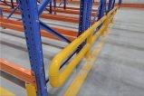 Industrieller Lager-Speicher-vorgewählte Hochleistungsmetallladeplatten-Zahnstange