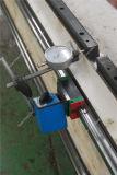 Porte en bois de machine de couteau de commande numérique par ordinateur de qualité faisant le couteau