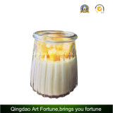 Cuore Glass Jar Candle per Wedding Decor del Mother del biglietto di S. Valentino